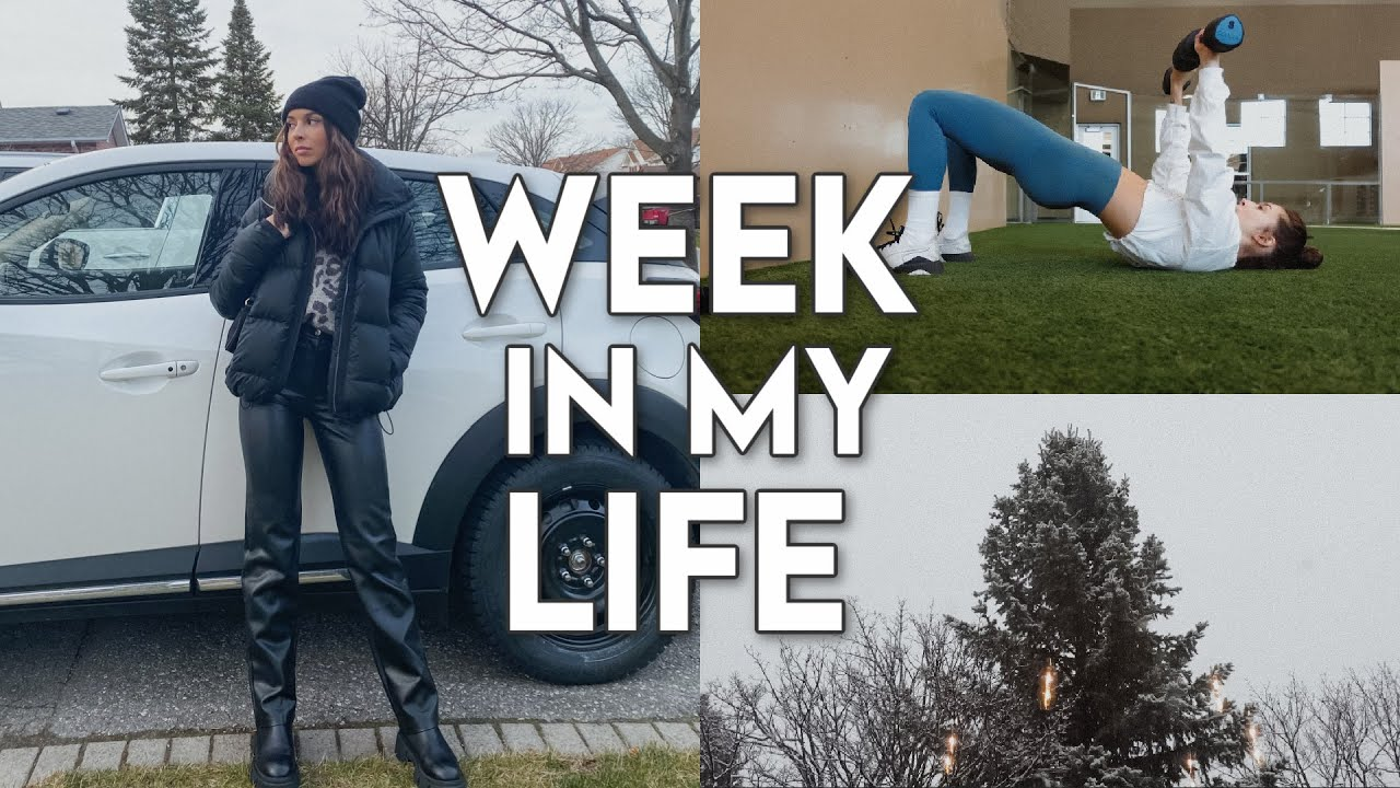 WEEKLY VLOG | MY LAST GYM WORKOUTS..CHRISTMAS SHOPPING & MORE
