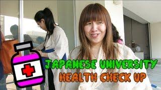 Japanese University Health Check Up