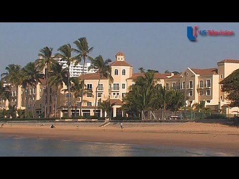 US Television - Mozambique (Holiday Inn Maputo)