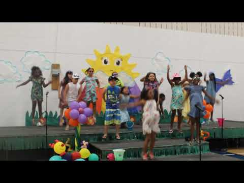 La Casa de Esperanza Charter SchoolSpring Concert 3rd Grade