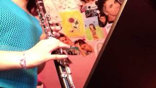 We Will Rock You- Clarinet