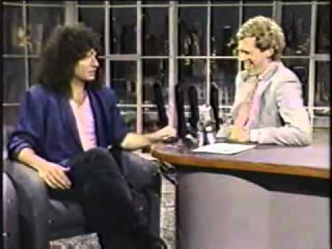 Hey Now! Howard Stern On David Letterman 1988 - YouTube