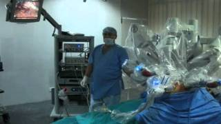 Robotic Surgery Training World Laparoscopy Hospital