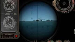 Gambar cover Subsim Silent Hunter 4 Attack 1