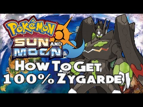 Pokemon Sun And Moon - All Core and Cell Locations