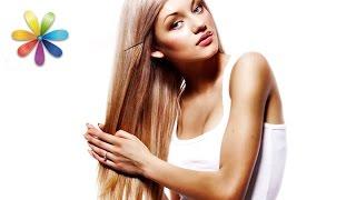 видео Народные средства для укладки волос