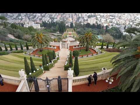 The Story Of The Baha'i Gardens In Haifa, Israel