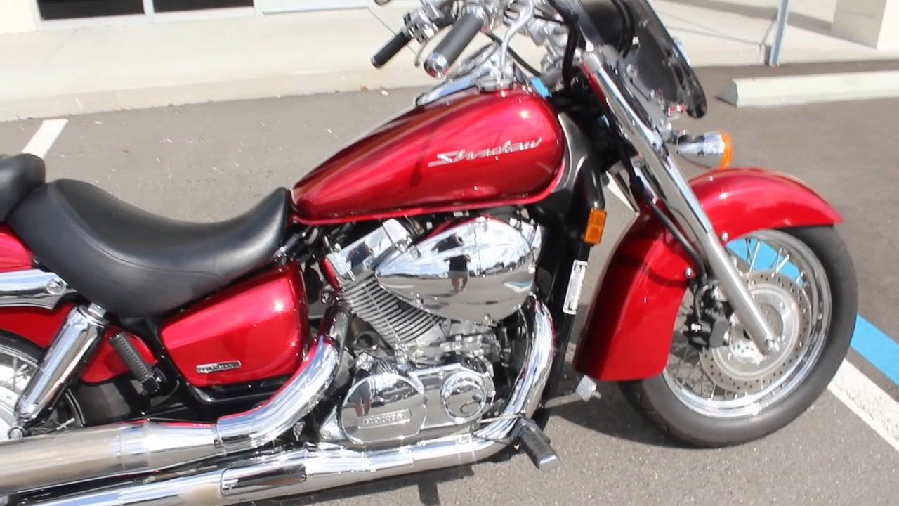 sold 2011 honda shadow 750 aero start up and review youtube. Black Bedroom Furniture Sets. Home Design Ideas