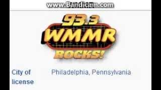 WMMR 93.3 WMMR Philadelphia, PA TOTH ID at 4:00 p.m. 10/19/2014