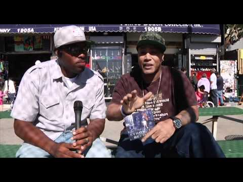Dealz runs into Ish-Illa of Jackson Truth Radio while at Venice Beach!