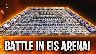 1 WOCHE KAUF VERBOT! BATTLE in EIS ARENA! ❌ | Fortnite: Battle Royale