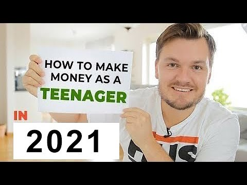 💵 HOW TO MAKE MONEY AS A TEENAGER ONLINE FAST IN 2019! 💵 5 WAYS!