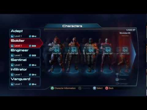 ME3 - LIVE Commentary: Opening $6 million credits in Retaliation DLC