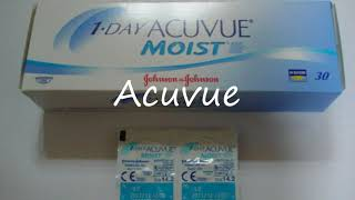 How to Pronounce Acuvue