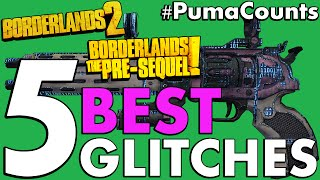 top 5 best glitches from borderlands 2 and borderlands the pre sequel 2015 pumacounts
