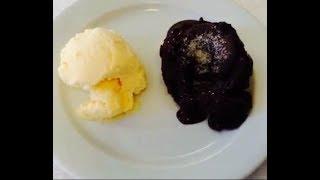चॉकलेट लावा केक रेसिपी - molten chocolate lava cake - DOTP - Ep (26)