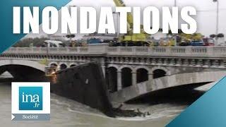 Inondations à Lyon et en Rhône-Alpes | Archive INA