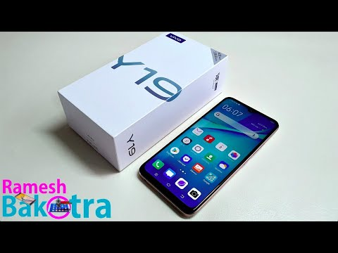 Vivo Y19 Unboxing and Full Review