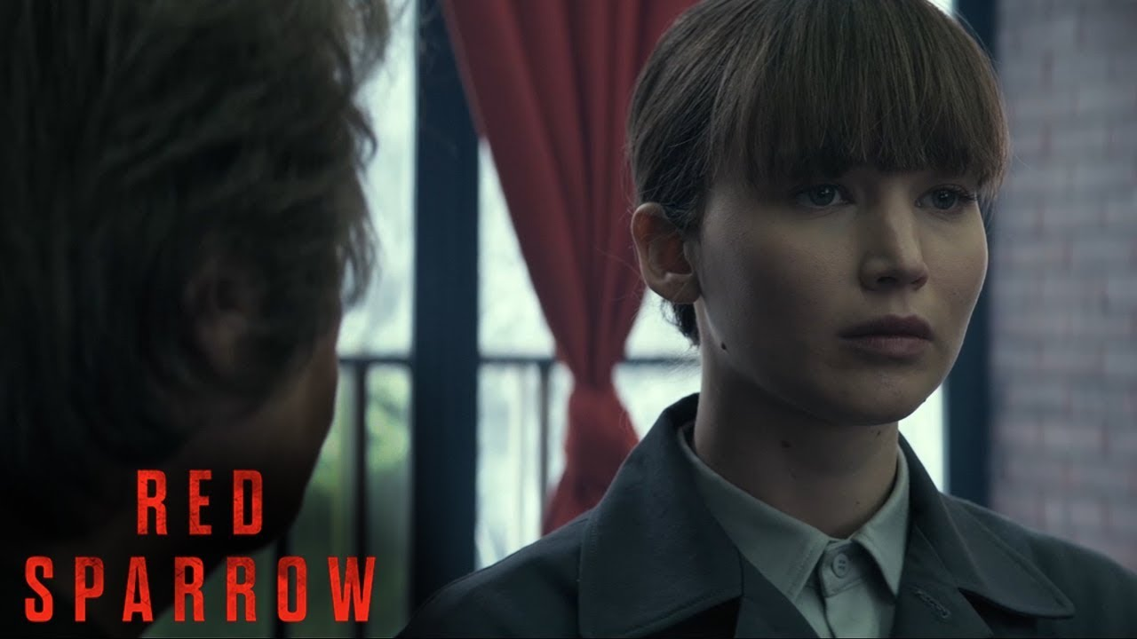 Red Sparrow | Training Montage