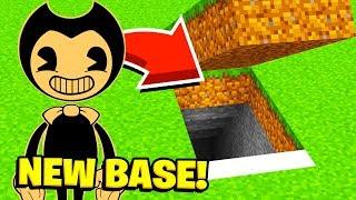 Minecraft: We FOUND BENDYS NEW SECRET BASE! (Ps3/Xbox360/PS4/XboxOne/PE/MCPE)