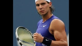 Why Are Rafael Nadal Arms So Big Now?