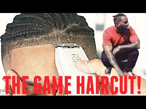 BARBER TUTORIAL THE GAME HAIRCUT Braids HD YouTube