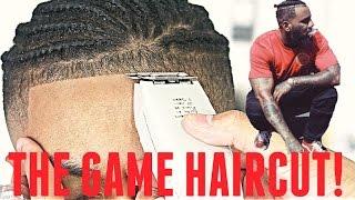 BARBER TUTORIAL : THE GAME HAIRCUT (Braids) HD !