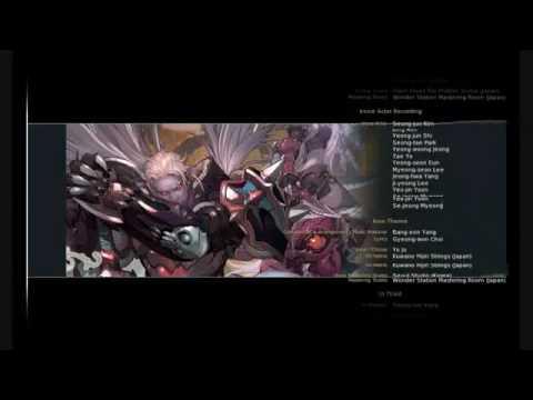 Forgotten Sorrow-Aion Credits Soundtrack-Lyrics English- Spanish