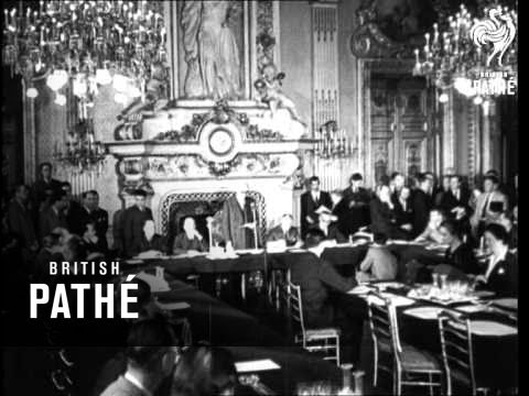 Is Schuman Plan Key To Peace? (1950)