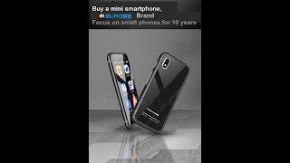 melrose K15 Самый маленький в мире 4G смартфон без Gapps и 1ГБ ОЗУ(((
