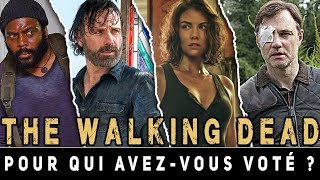 Sondage The Walking Dead : LES RÉSULTATS !