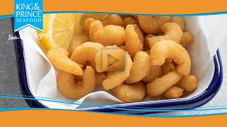 Craft Beer Battered Popcorn Shrimp