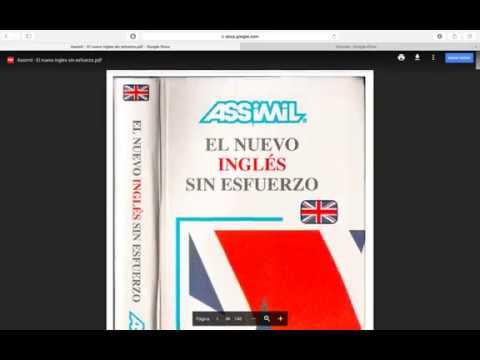Aprender Ingles (UK-USA), Aleman, Frances, Ruso, Italiano, Portugues Con Assimil