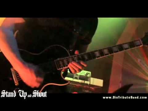 Rainbow in the Dark- Live - Dio tribute band Stand up and shout