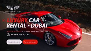 Luxury Car On Rent In Dubai