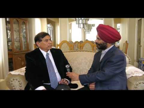 Interview With Harbhajan Singh Cheema
