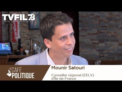 Le Café Politique n° 31 – Mounir Satouri, Conseiller régional (EELV) d'Île-de-France