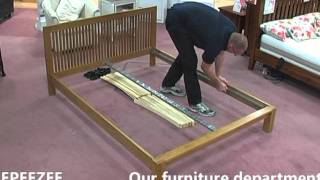 How To Build A Bed