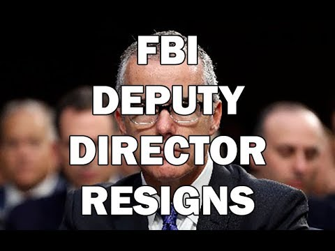 FBI Deputy Director Resigns Amid Controversy - LEO Round Table episode 465
