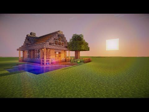 Off la grande aventure sur minecraft 3 la maison hant e d 39 halloween - Comment creer une belle maison dans minecraft ...