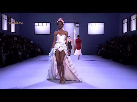 Ulyana Sergeenko | Paris Haute Couture: Diseñadores | Otoño Invierno 2014