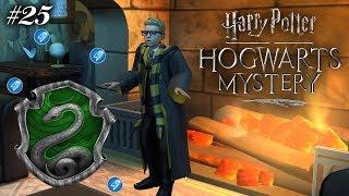 Ich breche in den SLYTHERIN Gemeinschaftsraum ein! 😱 | Harry Potter: Hogwarts Mystery #25