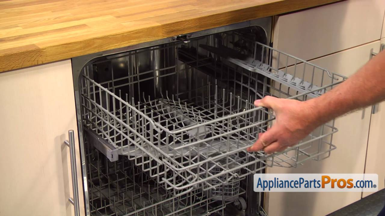 Dishwasher Middle Spray Arm Assembly (part #WD22X10048)-How To Replace