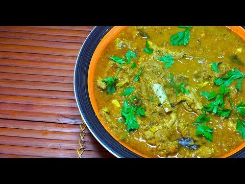 Fall off the bone Lamb Curry - How to make Lamb Curry - Mutton Masala - Easy Cook Indian Lamb Curry