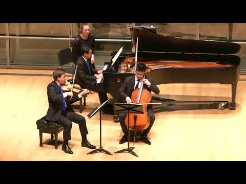 Schubert - Piano Trio No.2 in E flat, D.929 Op.100