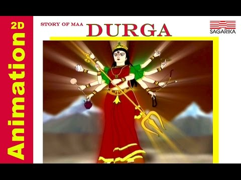 THE STORY OF MAA DURGA Part -2 of 2 (English)