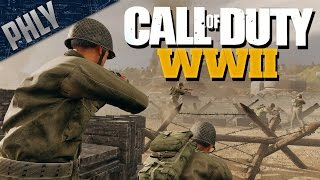 CALL OF DUTY WW2 2017 - Can It BE? (Call Of Duty: World At War Gameplay)