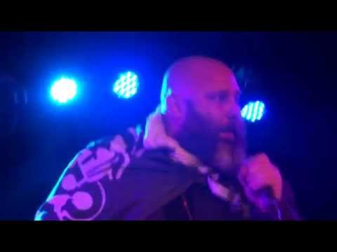 """Sage Francis """"Vonnegut Busy"""" (Live @ The Knitting Factory, Brooklyn, New York)"""