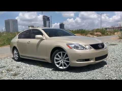 2006 Lexus Gs >> 2006 Lexus Gs300 Full Option Color Gold By Car Shop