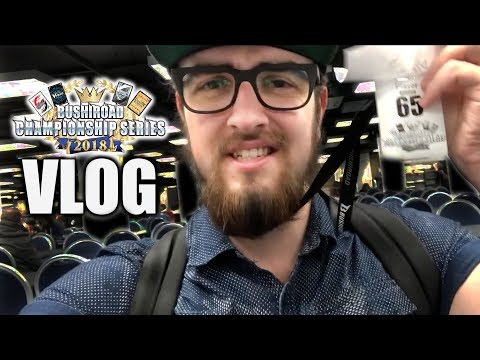 Vanguard: BCS London (Vlog)